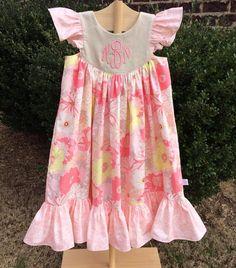 Abigail Dress in custom fabrics