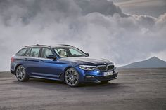 2017 BMW 5 Series Touring arrives as most practical yet