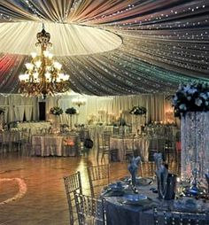 Thabong Wedding Venue features various wedding options to suit various dream weddings Wall Drapes, Ceiling Draping, Wedding Table Centerpieces, Wedding Reception Decorations, Wedding Venues, Plan My Wedding, Dream Wedding, Wedding Stuff, Wedding Ideas