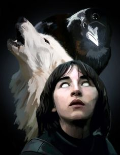 Bran Stark by CAraracap - Game of Thrones Bran Stark, Game Of Thrones Artwork, Game Of Thrones Fans, Winter Is Here, Winter Is Coming, Tatuagem Game Of Thrones, Familia Stark, Got Fan, The North Remembers