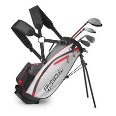 33e72628b55 TaylorMade Phenom Complete Youth Golf Set with Bag -- (Ages 9-12 -