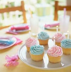 Some really cute birthday traditions to have with my kiddos in the (very far) future.