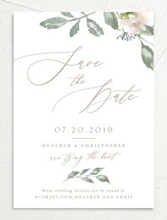 Dusted Calligraphy Save the Date pink front Blush Wedding Invitations, Engagement Invitations, Save The Date Invitations, Wedding Stationary, Invites, Pink Save The Dates, Wedding Save The Dates, Save The Date Cards, Invitation Card Design