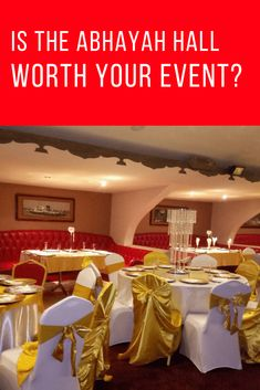 Pkjulesworld unbiased review of the Abhayah Banquet and events Hall in Liverpool. Where the White and Gold Party and Annual Red Carpet Event 2018 was held. | Abhayah Hall Prescot Road Liverpool Red Carpet Event, Blog Love, Gold Party, Event Venues, Trivia, Big Kids, Fun Activities, Liverpool, Fun Facts