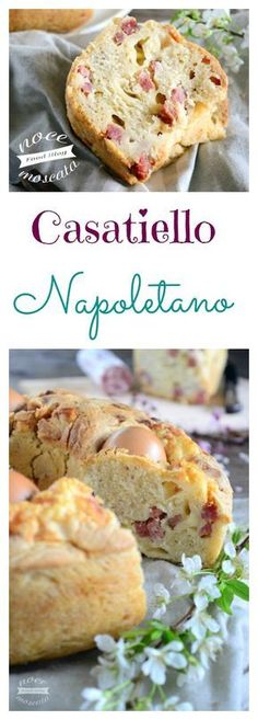 Casatiello Napoletano, ricetta della tradizione campana #pasqua #food #madeinitaly #foodphotography