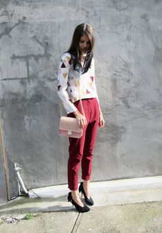 Talisa from Badlands Triangles, Pants, How To Wear, Outfits, Woman, Style, Fashion, Trouser Pants, Swag