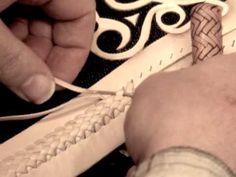 ▶ mexican braid - YouTube
