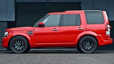 Land Rover Discovery 2009 to 2013 Parts and Components | All Parts and Components | Project Kahn