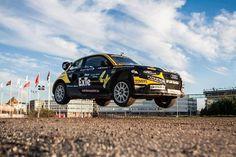 PHOTOS: Best of Larsson Jemberg Racing Audi A1 in 2014 Scandinavian Rallycross