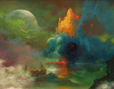 Paul Lehr -- Art People Gallery -- 11391114_899872276751756_5210077738040135608_n.jpg (670×525)