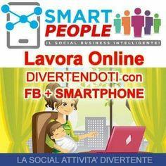 Vuoi poter lavorare dal mare, dal parco o dalla montagna ?? Solo con pc, smartphone e wifi ?? CHIEDIMI INFO  #SMARTPEOPLE