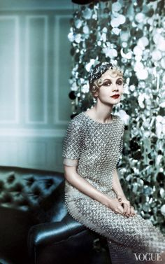 NewYorkDress Blog // The Great Gatsby // Click through for more 1920's inspiration on Great Gatsby day! // #CareyMulligan #Vogue
