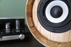 Cheers 3 di Audiobarrel.it pilotato da amp valvolare 10W 3, Barrel, Audio, Home Appliances, House Appliances, Barrel Roll, Barrels, Appliances