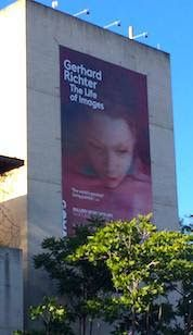Dr Rosemary Hawker, curator of major exhibition, 'Gerhard Richter: The Life of Images', at QAGOMA