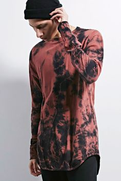 EPTM. Crystal Dye Long Tee