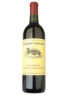 Duckhorn Cabarnet, Napa, 2009 - One of our favorites.