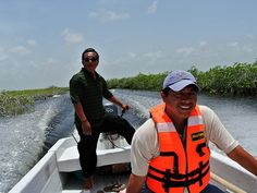Mit Condor nach Mexiko. Teil 13  Das Sian Ka'an Biosphären Reservat, das größte Naturreservat Mexikos, ist eines der wichtigsten Küstenökosysteme der W