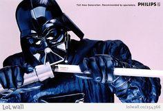Philips, Darth Vader