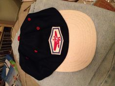 Air transport company baseball hat made for me by Cooperstown Ball Cap