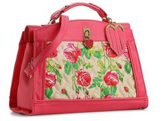 Betsey Johnson Be My Everything Top Handle Satchel | DSW