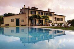 Тосканская вилла с бассейном в Кастаньето Кардуччи  - Болгери