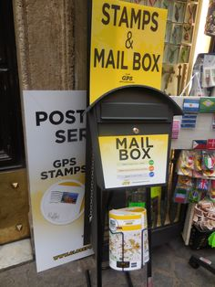民間の郵便サービスあり!