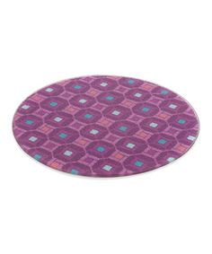 Look what I found on #zulily! Marakesh Round Glass Prep Board by Core Bamboo #zulilyfinds
