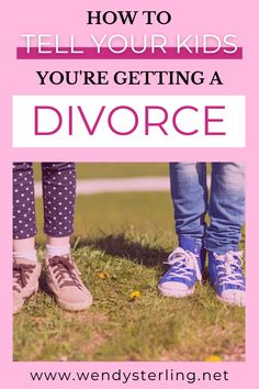 After you have made a decision to get a divorce, you need to have a conversation with your children about divorce. Read my advice for telling your kids you are getting a divorce and how to handle that delicate conversation. Making sure you handle it the right way is critical for your child's sense of safety and security amid the changes and the new family dynamic. Divorce and Kids | Divorce Advice Kids Questions, Change Is Hard, Divorce And Kids, Family Units, Getting Divorced, I Am Sad, Brutally Honest, My College, Single Parenting