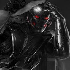 Avengers: Age of Ultron Marvel Villains, Marvel Comics Art, Avengers Comics, Avengers Age, Ultron Marvel, Black Widow Natasha, Iron Man Tony Stark, Sci Fi Characters, Marvel Cinematic Universe