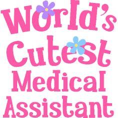 Medical Assistant top t