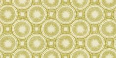Tree Circles (110256) - Scion Wallpapers - A pretty circles design inspired by tree stumps with fine detailing. Showing in a lime green and off white. Other colour ways available. Please request a sample for true colour match. Paste-the-wall.