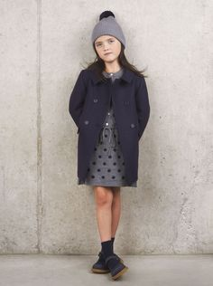 Shop the DOTS & SPOTS Girls AW15 Look from Elias and Grace kidswear