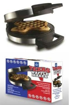 Awesome - next gift for Justin  The Texas Waffle Maker , http://www.amazon.com/dp/B0012A8AWW/ref=cm_sw_r_pi_dp_e2lJpb104KHM7
