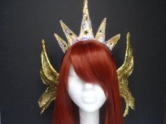 ON SALE Mermaid headpiece mermaid crown by MermaidSanctuary