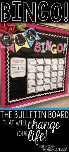 Teachers, you are going to LOVE this bulletin board!!