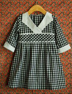 A Stitch a Day: A little Library Dress