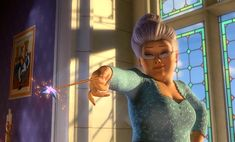 Fairy Godmother - WikiShrek - The wiki all about Shrek - Wikia Top Villains, Jennifer Saunders, Dreamworks Animation, Animation Movies, Eddie Murphy, Cinema, Pretty Photos, Fairy Godmother, Aesthetic Vintage