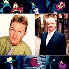 cheshirechatte:     Disney Dreamcast | Hercules (1997)Ryan Stiles and Colin Mochrie as Pain and Panic   You know this is perfect, don't even lie.