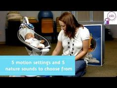 Baby Swing Chair Youtube Black Massage 14 Best Images Swings Kids Bouncer The Mamaroo Infant Seat Wow Swinging Strollers
