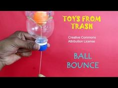 This ball shooter is a terrific toy. Place two strong rubber bands at right…