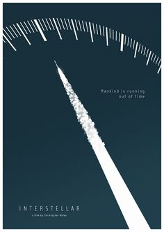 Interstellar Movie Poster on Behance