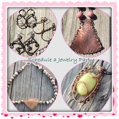 Host a jewelry party in New Orleans area and earn free jewelry. Spring designs coming