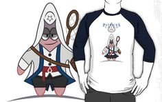 Patrick's Creed III by SW7 Design - RedBubble