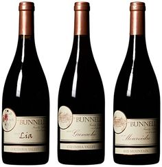 Bunnell Family Cellar Game of Rhones Mixed Pack, 3 x 750 mL Wine *** More info could be found at the image url.
