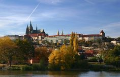 Prague is the capital and largest city of the Czech Republic. Here are the 10 best attractions in Prague. Visit Prague, Prague Castle, Famous Castles, Beautiful Castles, Eastern Europe, Capital City, Walking Tour, Czech Republic, Statues