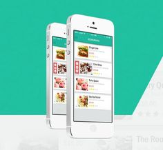 50 Delicious Restaurant Apps UI Design for Inspiration