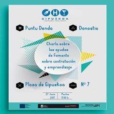 Apúntalo en tu agenda, seguro que te interesa. Reunión con los socios de #Donostia para hablar de las ayudas de Concejalía Impulso Económico Donostiako Sustapena Fomento de San Sebastián Es en Puntu Denda en la Plaza de Gipuzkoa.