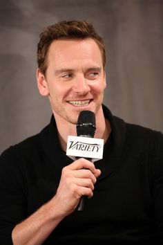 Michael Fassbender attends the Variety Studio At Holt Renfrew during the 2013 Toronto International Film Festival on September 7, 2013 in Toronto, Canada. - Variety Studio At Holt Renfrew - Day 1 - 2013 Toronto International Film Festival