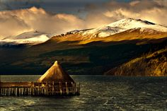 Loch Tay Crannog by Alan Wild, Kenmore Scotland Great Places, Places To See, Beautiful Places, Outdoor Photography, Nature Photography, Cool Pictures, Cool Photos, Destinations, The Real World
