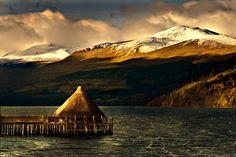 Loch Tay Crannog by Alan Wild on 500px